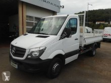 Mercedes Sprinter 516 CDI used standard tipper van