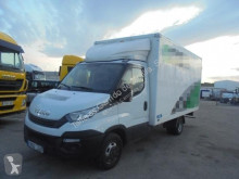 Iveco Daily 35C14 used curtainside van