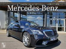 Mercedes S 63 AMG L+DESIGNO+DISTR+STDHZG+ FIRST-CLASS+BUR автомобиль кабриолет б/у
