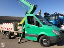 Used telescopic articulated platform commercial vehicle Mercedes Sprinter 311 CDI 37S