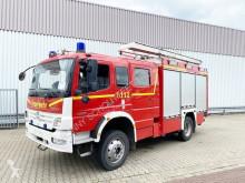 Camion Mercedes Atego 1528 4x4 Doka 1528 4x4 Doka, HLF 20/16 pompieri usato
