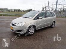 Opel Zafira carro usado