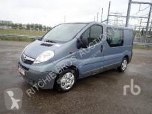 Veículo utilitário Opel Vivaro usado