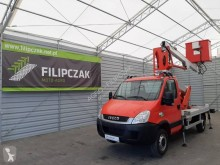 Utilitaire nacelle occasion Iveco Daily 35S13