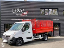Utilitaire ampliroll / polybenne occasion Renault Master
