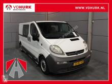 Opel Vivaro 1.9 DTI L2H1 DC Dubbel Cabine APK 7-4-2021 furgon dostawczy używany