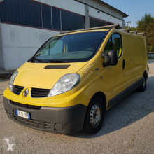 Fourgon utilitaire occasion Renault Trafic 2.0