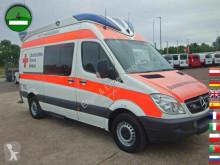 Ambulanza Mercedes Sprinter 315 CDI Delfis KLIMA Liege Stuhl Rettun