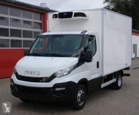 Used negative trailer body refrigerated van Iveco Daily 35C13