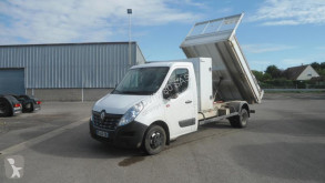 Renault Master Propulsion 165 DCI utilitaire benne standard occasion