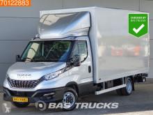 Iveco Daily 35C18 3.0 Automaat Zilvergrijs Bakwagen Laadklep Zijdeur 21m3 A/C Cruise control furgon second-hand