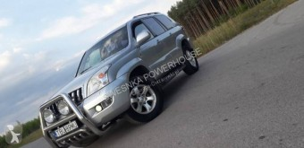 Voiture berline Toyota Land Cruiser