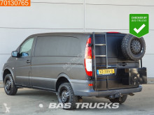 Mercedes Vito 113 CDI Automaat 4x4 Overland Camper Uniek!!! L2H1 5m3 Towbar Cruise control fourgon utilitaire occasion