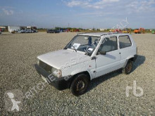 Voiture berline occasion Fiat Panda