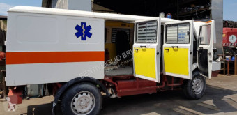 Bremach 4x4 tweedehands ambulance