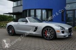 Mercedes SLS AMG voiture cabriolet occasion
