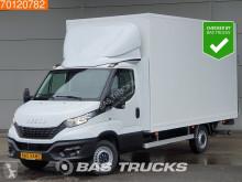 Iveco Daily 35S18 3.0 Nieuw goedkoopste van Europa Bakwagen Laadklep 21m3 A/C Cruise control used cargo van
