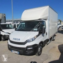 Utilitaire caisse grand volume occasion Iveco Daily 35C16