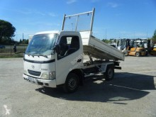 Toyota Dyna utilitaire benne standard occasion