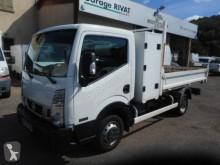 Furgoneta furgoneta volquete estándar usada Nissan Cabstar 35.14