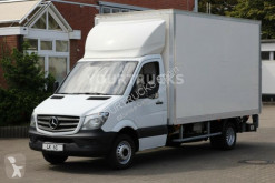 Fourgon utilitaire occasion Mercedes Sprinter 514 Cdi E6Koffer/LBW/Zwillingsbereifun