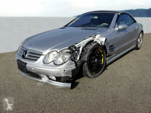 Voiture berline occasion Mercedes SL 55 AMG Roadster 55 AMG UNFALLSCHADEN ! NSW