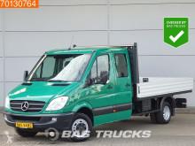 Mercedes flatbed van Sprinter 516 CDI Open laadbak 3500kg trekhaak DC 3m3 Double cabin Towbar