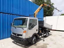 Nissan Cabstar 2.5 dCi 130 utilitaire benne occasion