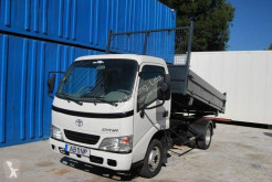 Used three-way side tipper van Toyota Dyna 35.25