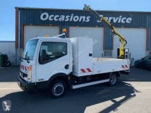 Nissan Cabstar 130.35 used dropside flatbed van