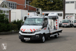 Iveco Daily 35.13 Versalift 13m/Klima/2 P.Korb 200kg used platform commercial vehicle