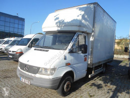 Mercedes 412D used cargo van