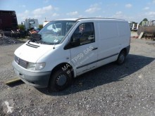 Mercedes Vito 112 CDI used cargo van