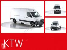 Furgoneta Mercedes Sprinter 316 Maxi,MBUX,Navi,AHK,TCO furgoneta furgón usada