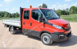 Furgoneta Iveco Daily 35S21 Power DoKa 7-Sitzer AHK ATM48.000km furgoneta caja abierta teleros usada