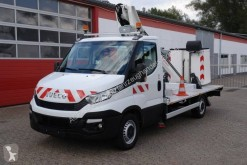 Iveco Daily Iveco Daily Hubarbeitsbühne LT130TB utilitaire nacelle télescopique occasion