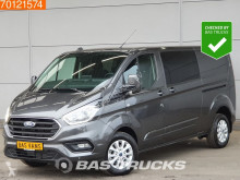 Ford Transit 130PK DC L2H1 Automaat Luxe Limited Navi Camera Trekhaak L2H1 4m3 A/C Double cabin Towbar Cruise control fourgon utilitaire occasion