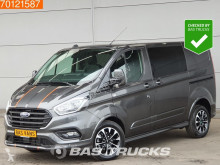 Fourgon utilitaire Ford Transit 185PK Automaat DC Sport L1H1 Luxe uitvoering Navi Camera L1H1 3m3 A/C Double cabin Cruise control