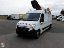 Fourgon utilitaire occasion Opel Movano L2H2 125cv 12.80m 120kg