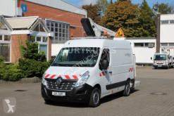 Utilitaire nacelle occasion Renault Master DCI Versalift ETL26 11m/305h/Klima/HU+UVV