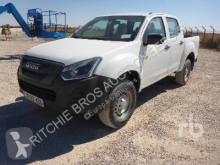 Voiture pick up occasion Isuzu D-MAX