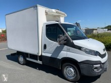 Used negative trailer body refrigerated van Iveco Daily 35S13