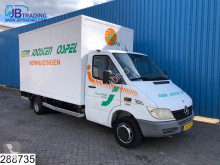Fourgon utilitaire Mercedes 411 Sprinter Manual, Steel suspension