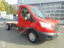 Used chassis cab Ford Transit Trend 350 E6 2.0 TDCI Euro6 Klima AHK ZV