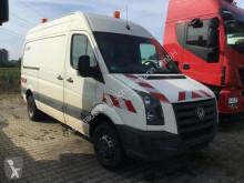 Furgoneta Volkswagen Crafter 50 2,5 TDI Euro4 AHK ZV furgoneta furgón usada