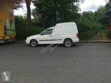Volkswagen Caddy geschlossener Kasten used cargo van