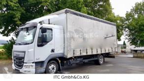 Camion cu prelata si obloane DAF LF45 LF45-220PS (E6) Klima Stande. 1xBett