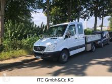 Furgoneta Mercedes Sprinter Pritsche 213 AHK furgoneta caja abierta teleros usada