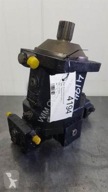 A6VM107DA1/63W -Ahlmann AS14-Drive motor/Fahrmotor equipment spare parts used