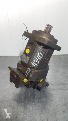 Hydromatik A6VM107DA/60W - Drive motor/Fahrmotor/Rijmotor equipment spare parts used